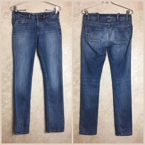 Made in Heaven Jeans MIH Size 25 Skinny Blue